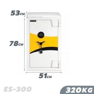 320 KG Falcon Euro Safe Series EURO SIZE 4 (ES 300)