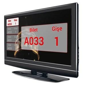 DSI Digital Signage Interface Main Display
