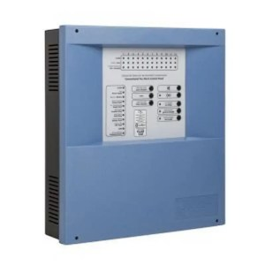 Cofem CLVR 2 Zones conventional fire alarm control panel.