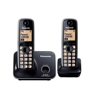 Panasonic Cordless Phone with 2 hands