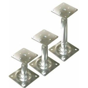 Raised Access Floor Pedestal 100mm 95*95