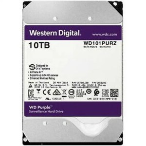 This is a picture of the WD Hard Drive purple 10TB provided by Smart Security in Lebanon