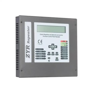Algorithmic repeater control panel for Cofem addressable system.