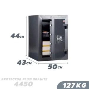 127 KG VALBERG PROTECTOR PLUS / GRANITE 4450 ANTI-BURGLARY SAFE GRADE I