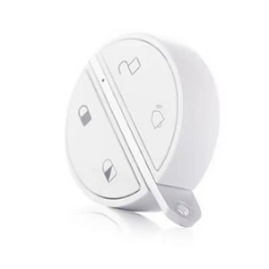 This is a picture of the Somfy Protect Key Fob remote provided by Smart Security in Lebanon_1