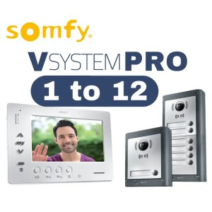 somfy intercom vsystempro