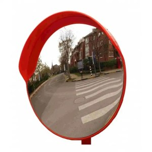 This is a picture of the ROAD CONVEX MIRROR provided by Smart Security in Lebanon