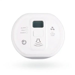 EI208DW Stand-alone carbon monoxide detector with display
