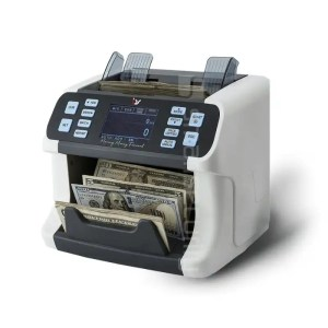 This is a picture of the iCash v2 Money Counter
