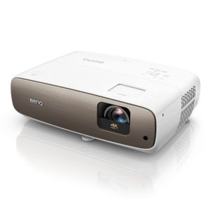 BenQ W2700 4K Projector for Home Theatre with HDR-PRO, DLP, UHD, DCI-P3, Lens Shift