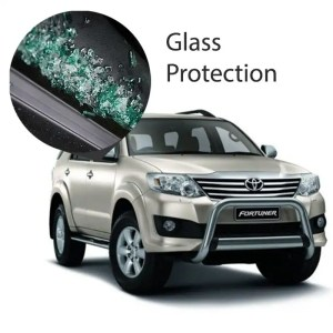 This is a picture of the XDS SUV package protective film for car glass protection full installation provided by smart Security in Lebanon