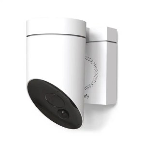 Somfy Outdoor Camera with an integrated siren