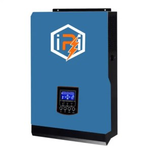 This is a picture of the iPi Solar Inverter 3200W High Frequency Off Grid provided in Lebanon by Smart Security_1