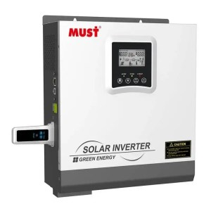 This is a picture of Solar Inverter MUST 1000W provided by Smart Security in Lebanon_3
