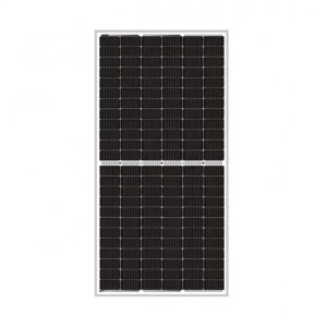 This is a picture of the LONGi Solar Panel 455 W Mono-Crystalline LR4-72HPH provided by Smart Security in Lebanon