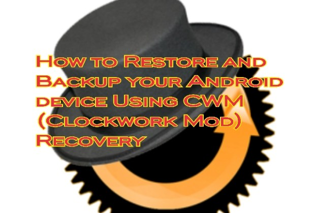 CWM Recovery