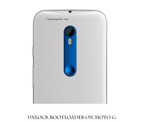 Unlock Bootloader on Moto G