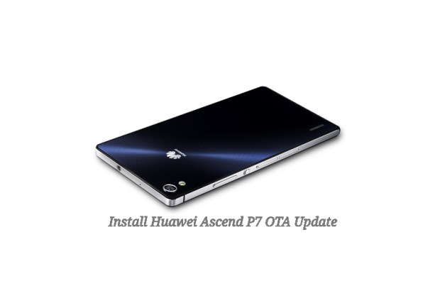 install Huawei Ascend P7 B805 Android lollipop