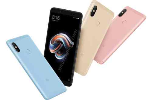 Get Update Redmi Note 5 Pro MIUI 9.5.6.0 Global Stable ROM