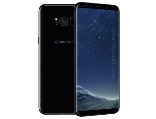 Guide to update Galaxy S8 Plus Android Oreo