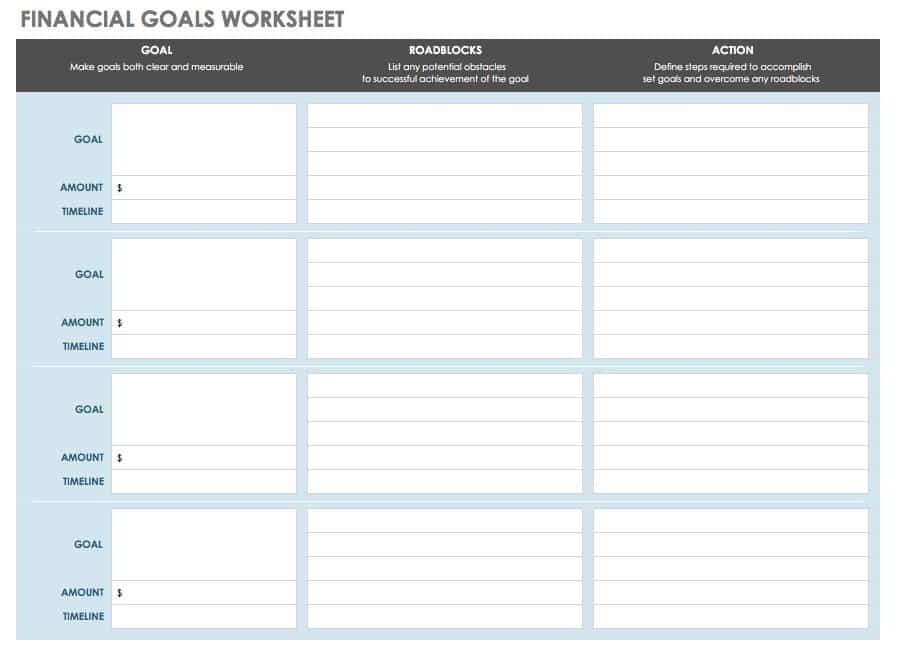 Just use these templates to make your plan safer and robust. Free Financial Planning Templates Smartsheet