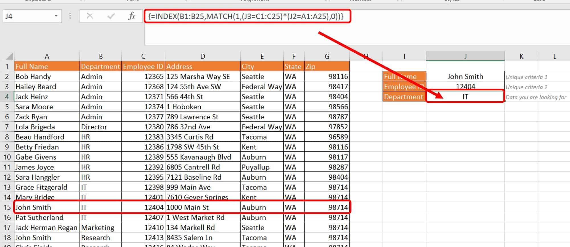 Excel Worksheet Tab Color Index
