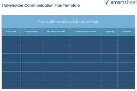 How to Create a Stakeholder Management Plan Smartsheet IC StakeholderCommunicationPlanTemplate jpg