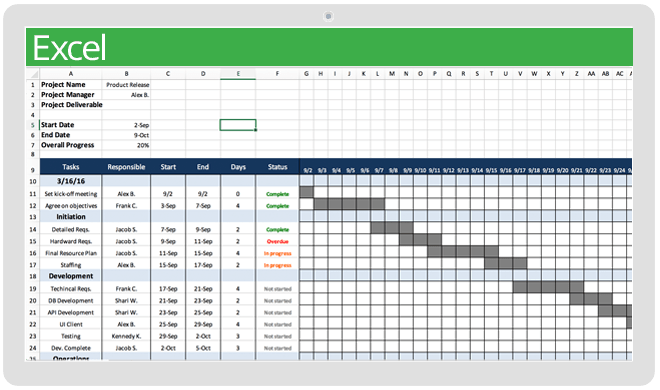Top project management excel templates get a free smartsheet demo try smartsheet for free find the top project management templates in microsoft excel that you can easily download and use for free to help you track project status, communicate progress among team members and stakeholders, and manage issues as … Top Project Plan Templates For Excel Smartsheet