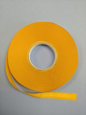8mm Yellow Single Splice Roll
