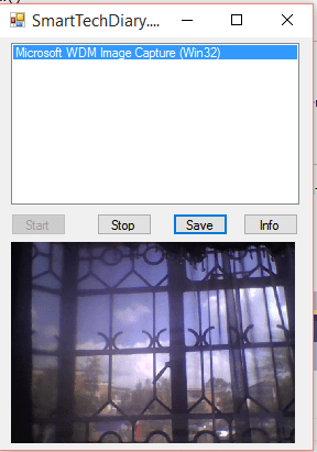 How to capture and save pictures to a folder using a webcam in VB.Net