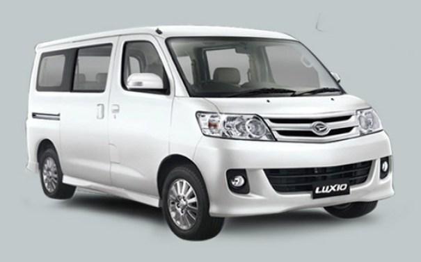 Mobil Luxio