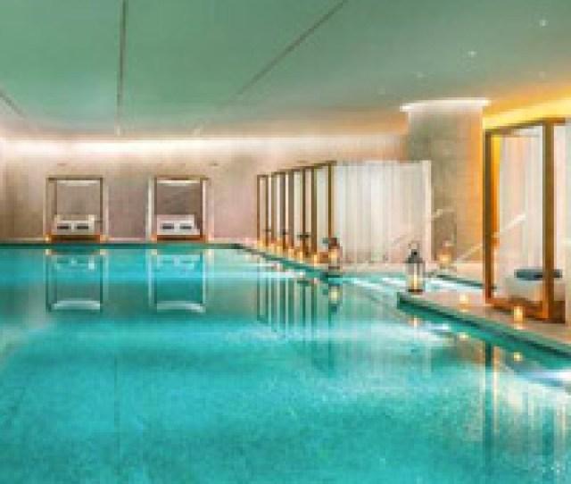 Best Beijing Luxury Hotels Bvlgari Spa Pool