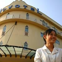 Laos hotel, Novotel