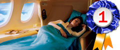 Singapore Airlines, Best Business Class in the world