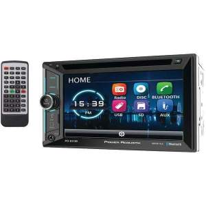 6.2 Incite Double-DIN In-Dash DVD Receiver with Bluetooth(R) - Automotive Receivers