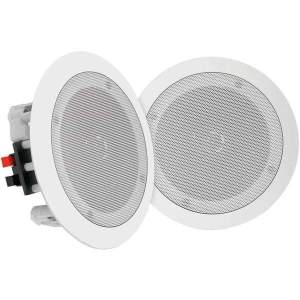 8 Bluetooth(R) Ceiling-Wall Speakers - Speakers