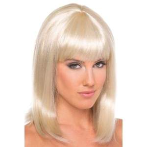 BW093BL Doll Wig Blonde - Blonde / Female / O/S - Wigs
