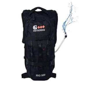 Geigerrig Rig 500 Hydration System Black - Hiking Backpacks