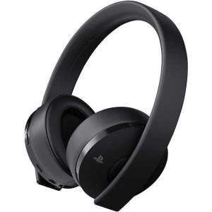 PlayStation(R)4 Gold Edition Wireless Headset - Gaming Accessories