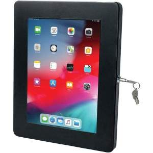 Premium Locking Wall Mount for iPad(R) Galaxy and Other 9.7-Inch to 10.5-Inch Tablets - Personal Electronics