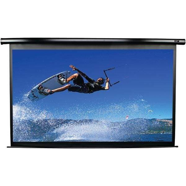 Spectrum Series Electric Screen (100; 49H x 87.2W; 16:9 HDTV Format) - Projectors