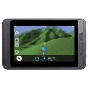 TRX7 Trail & Street 7 GPS Navigator with Rear-Facing Trail Camera for 4x4 Vehicles - Automotive Receivers