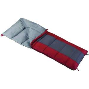 Wenzel Lakeside 40-50 Degree Sleeping Bag - Chairs