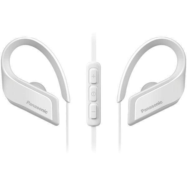 WINGS Ultralight In-Ear Sport-Clip Earphones with Bluetooth(R) (White) - Personal Electronics