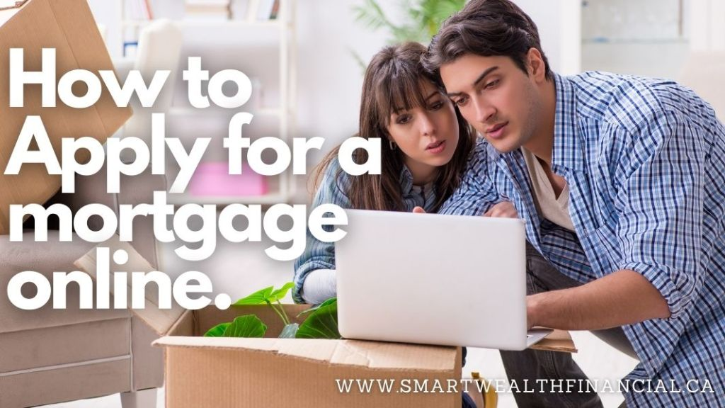 apply for a mortgage online - featured