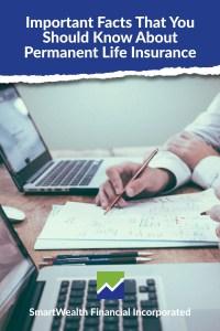 permanent life insurance fact pinterest