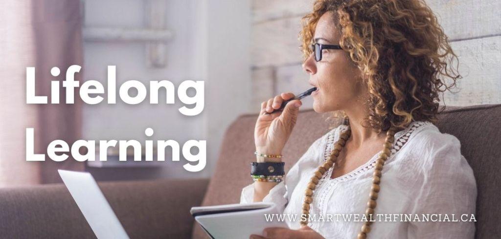 lifelong-learning -woman thinking