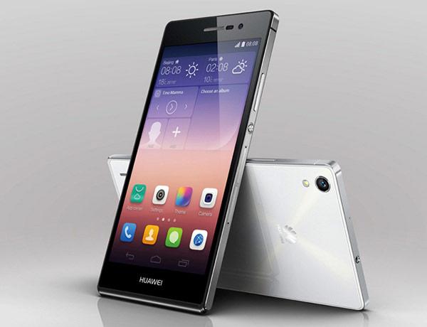 Huawei Ascend P7 Einsch 228 Tzung Und Technische Daten Zum