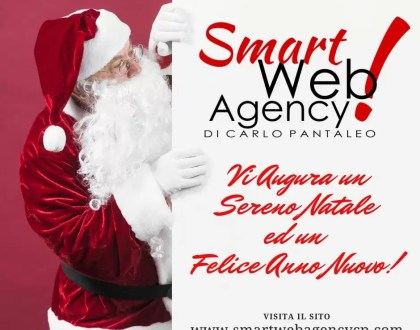 Buone Feste da Smart Web Agency