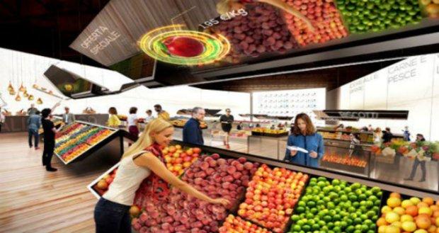 Supermercati del futuro